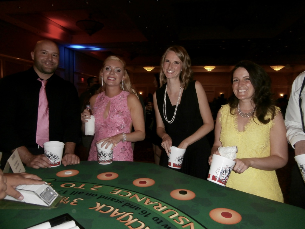 Kentucky casino party