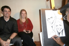 Kentucky caricature artist