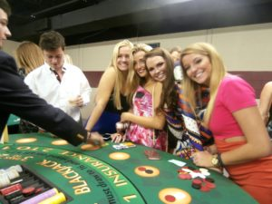 Kentucky Casino Night Theme