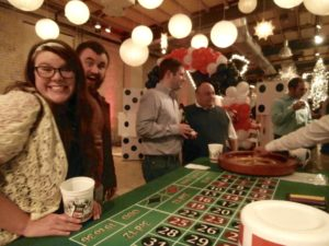 casino party Kentucky